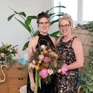 Kerry & Jessica: Wildflower Florist
