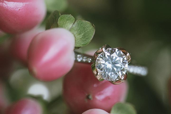 Engagement ring basics.
