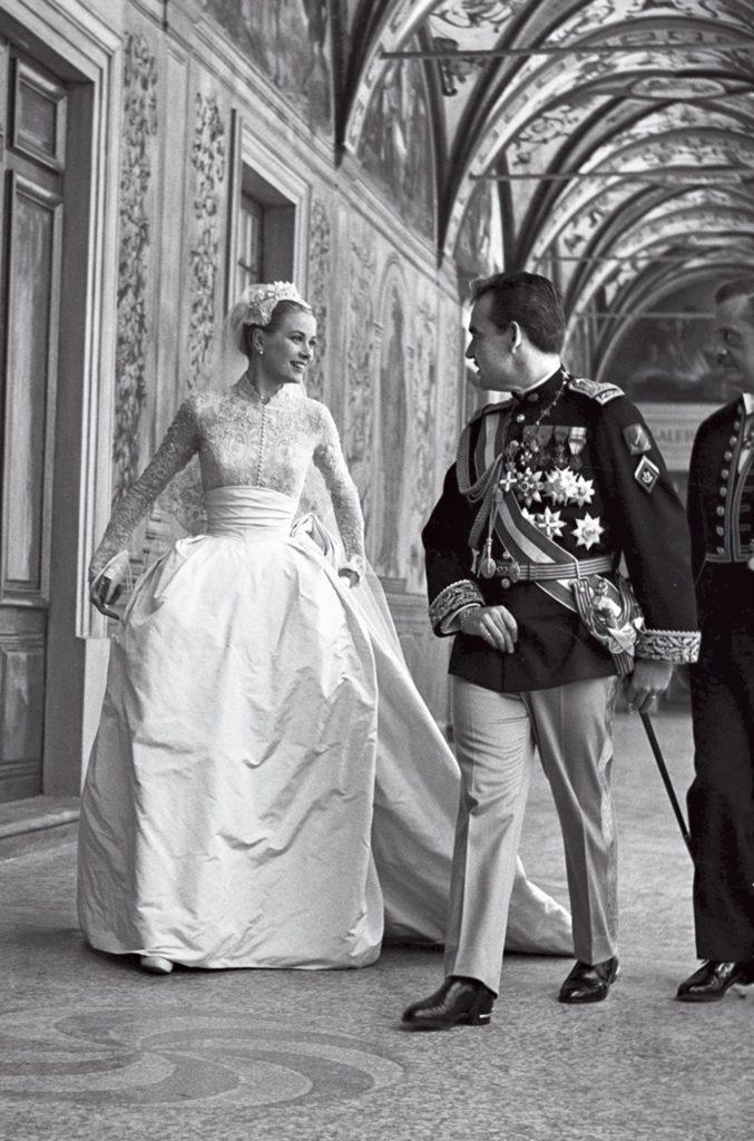 2017 Wedding Gown Trend: Grace Kelly