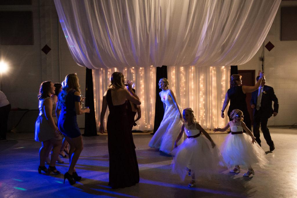 Palliser Pavilion Wedding